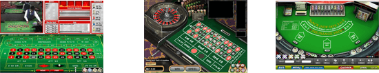 Amsterdam Casino games