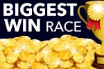 Doe mee aan de Biggest Win Race in Polder Casino