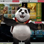 Speel met split screen modus in Royal Panda Casino