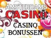 Tot 250 euro Avondbonus in Amsterdams Casino
