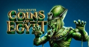 250 free spins voor Coins of Egypt