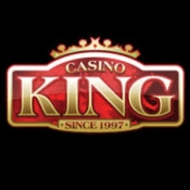 Gouden fiches in Casino King